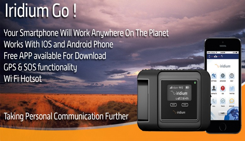 Iridium GO phones